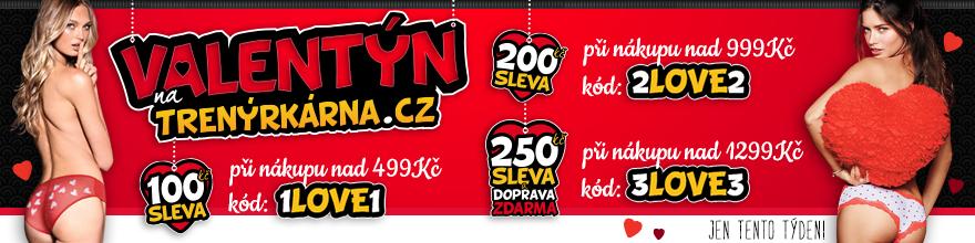 Valentýn na Trenýrkárna.cz